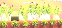 伝統的な舞踊