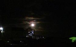 満月ではないすけど~