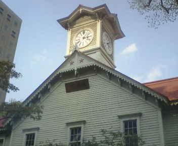 地◆時計台