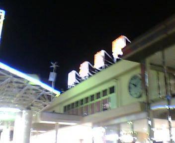 JR福島駅~
