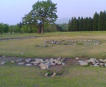 野中堂環状列石