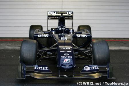 ウィリアムズ FW31