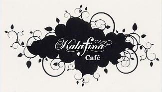 Kalafina Cafeシール