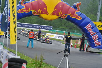 Red Bull KART FIGHT in SUGO