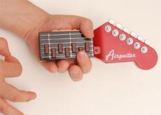エアーギター?
